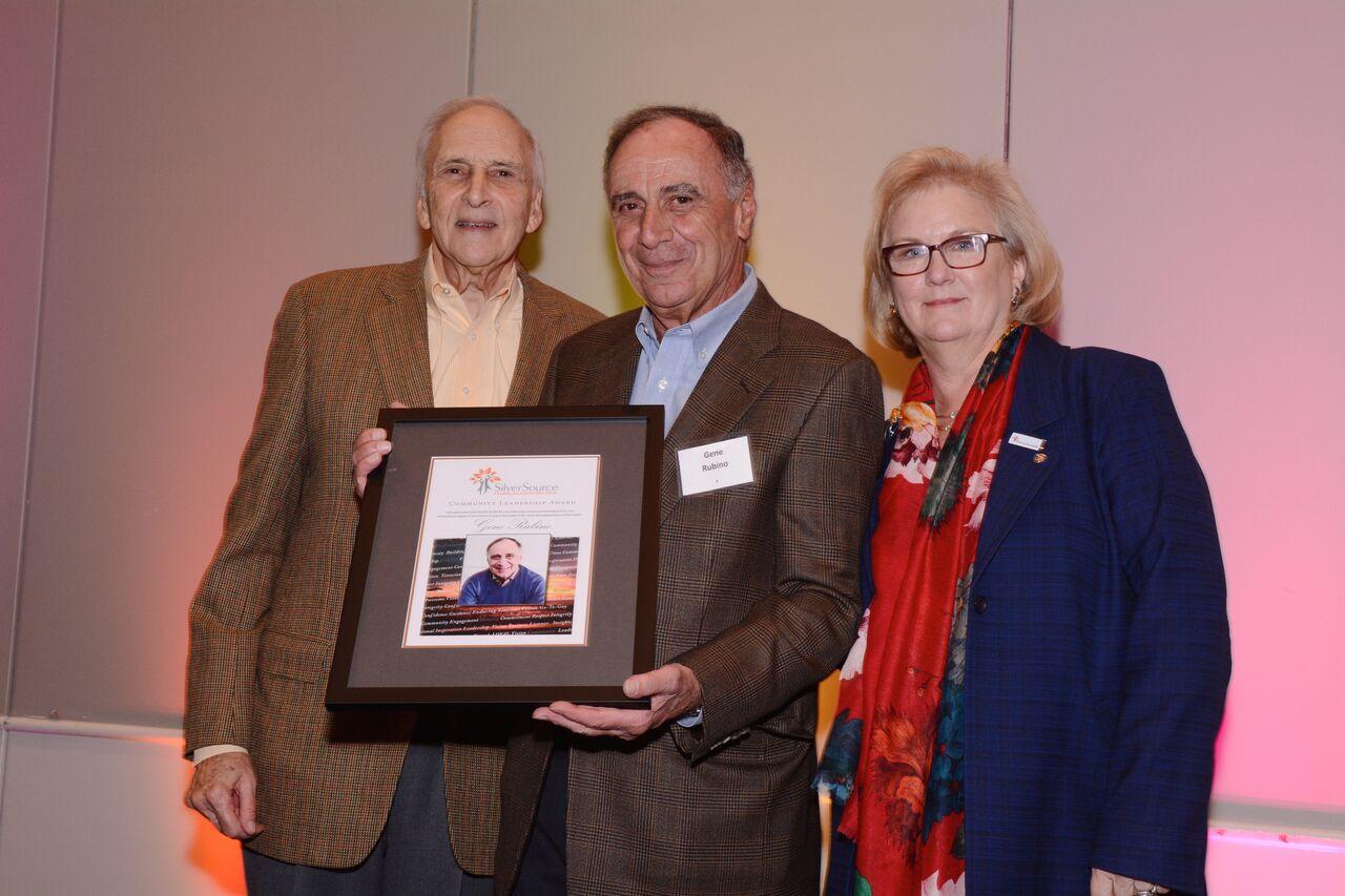 12-Jerry Berkman, Gene Rubino & Kathleen Bordelon