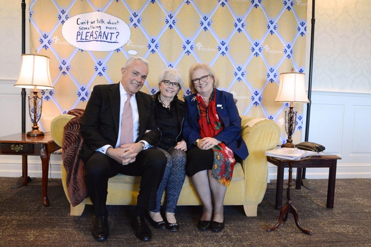 25-Mike & Maureen Cacace and Kathleen Bordelon