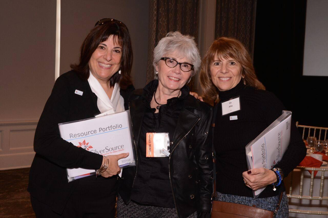 26B-Gail, Maureen and Ce