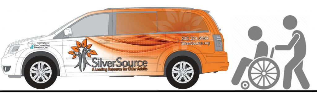 SilverSource medical transportation van