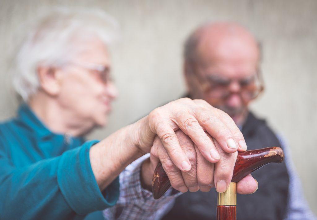 elderly mobility work